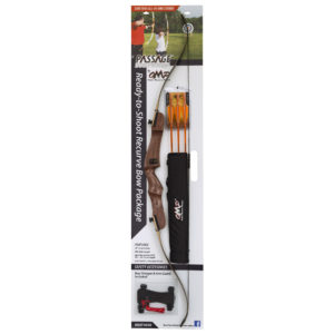 Passage Recurve Bow Package