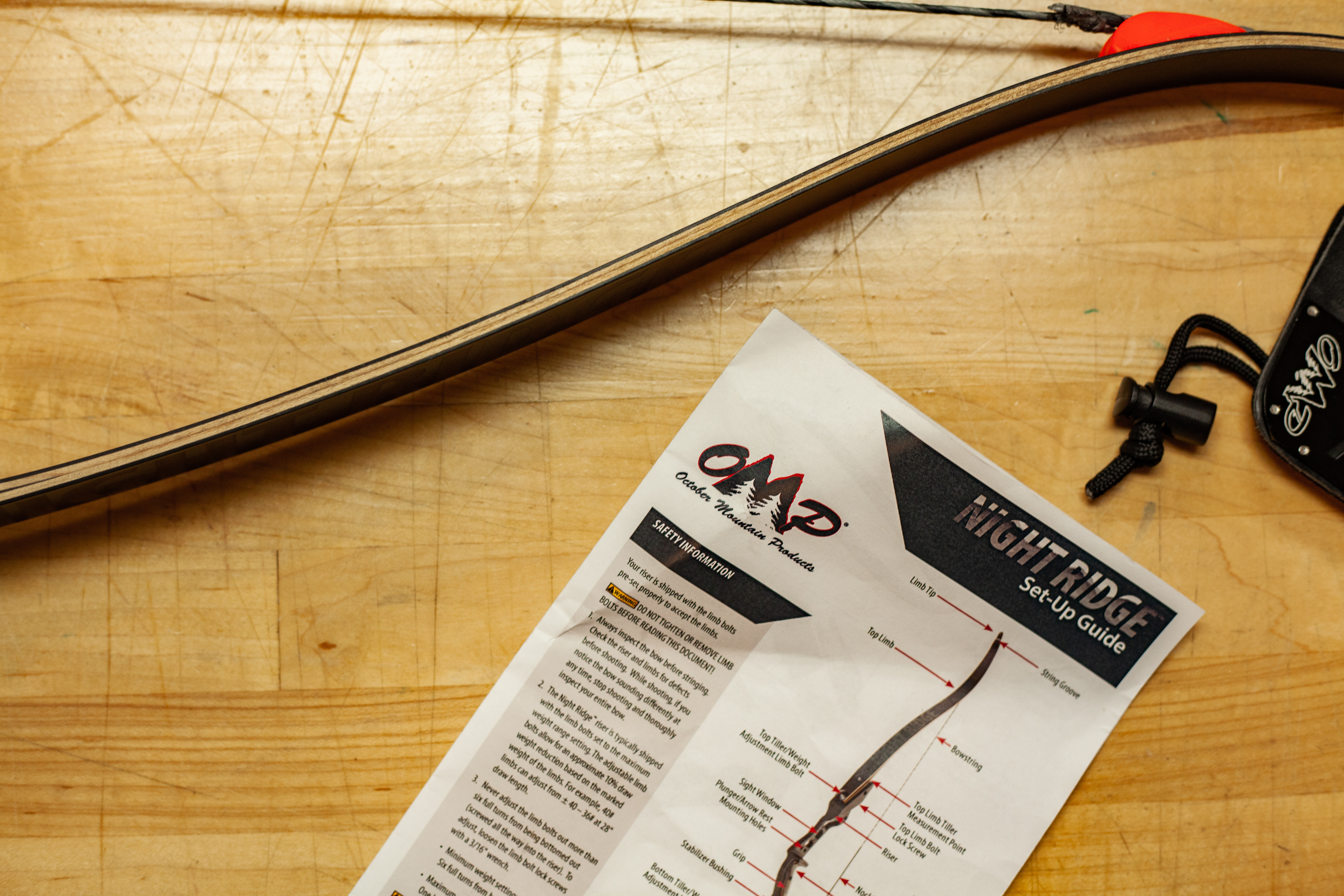 Traditional Archers Path | Choosing A Recurve Hunting Bow