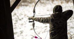 Archer, Traditional Archery, Archer shooting arrow