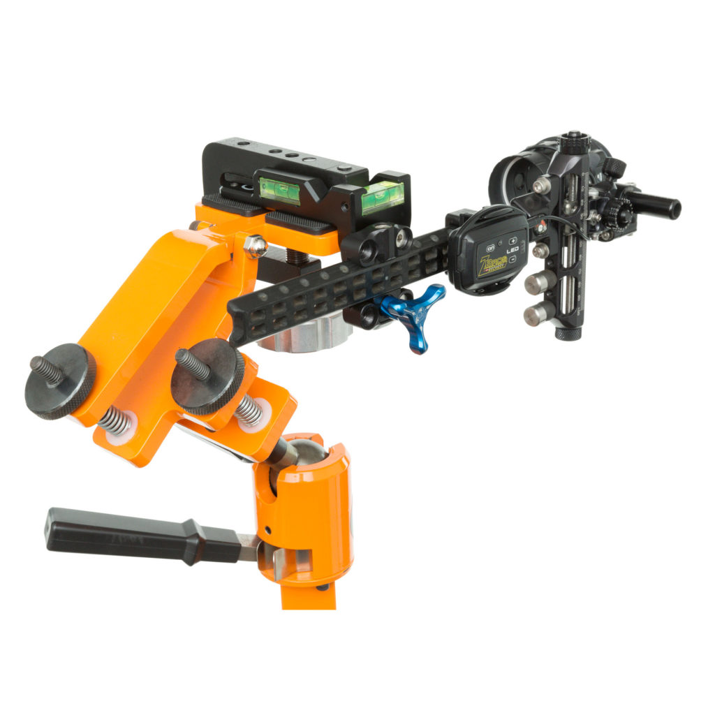 October Mountain Products, October Mountain, OMP, Axis Sight Leveler, Archery Pro Tools